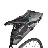 ROSWHEEL 7L Regendicht Fahrrad Satteltasche Mountain Road MTB Fahrradsitz Strap-on Tasche Radfahren Hecktasche Pannier Pack