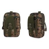 BL064 Модная многофункциональная тактическая сумка для тапочек с камуфляжем