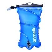 2リットル水和膀胱リークプルーフハイドレーションパックサイクリングランニングハイキングクライミング用ウォータージャケットバッグ