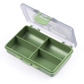 1 sistema de caja de aparejos de pesca completa