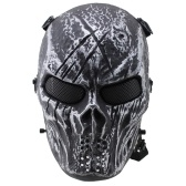 MA-79 New Full Face Protective Terrifying Safety Mask Prop