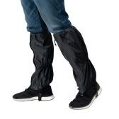 Ghette per le gambe Copriscarpe per scarponi da neve ad alta impermeabilità con cerniera Regolabile Traspirante Leggero Antivento A prova di sabbia per escursionismo all