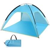 Легкая пляжная палатка
