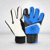 サッカーゴーリーグローブ10代の若者通気性スポーツ手袋