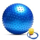 Мяч для йоги с защитой от взрыва утолщенный мяч для стабилизации устойчивости