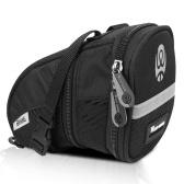Waterproof Bicycle Bag Cycling Rear Seat Post Bag Reflective Large Capacity Extendable Tail Rear Bag MTB Road Bike Bag Shockproof  Bicycle Storage Bag Bike Accessories