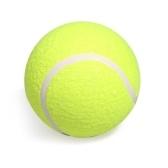 """5"""" Inflatable Training Tennis Ball Indoor Outdoor Practice Ball for Children Adult Pet Fun"""