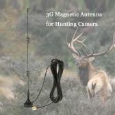 2G GSM 3G WCDMA 1800-2200MHz Magnetische Antenne für Trail Spiel Scouting Wildjagd-Kamera