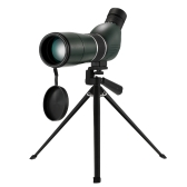 Spotting Scopes Monocular Telescope 15-45X60 Zoom Monocular 45 Degree Angled Telescope for Bird Watching Target Shooting with Portable Tripod