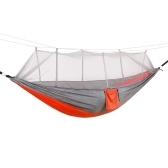 Tragbare Camping Hängematten mit Moskitonetzen