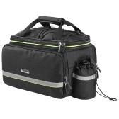 WEST BIKING велосипедная сумка на багажник MTB дорожная велосипедная сумка дорожная сумка для багажа, седло, сумка для сиденья, велосипедная задняя сумка для багажника