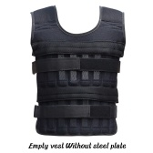 Running Exercise Weight Vest Fitness Tool Boxing Training Equipment Sports Loading Weight Vest