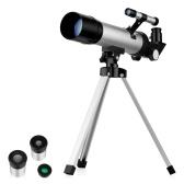 Астрономический телескоп со штативом Star Finder Scope Zoom Monocular Telescope для детей начинающих