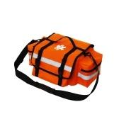 Saco de trauma 26L Saco de medicina familiar Pacote de emergência Kit de primeiros socorros ao ar livre Kit de emergência