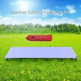 Cama plegable portable de cama de cama
