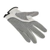 Кожа гольф перчатки мужские левой руки Мягкая дышащая овчины Гольф перчатки Гольф аксессуары