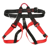 Climbing Safty Belt Ingenuity Professional Mountaineering Rock Climbing Belt Rappelling Safety Strap Work Safety Belt