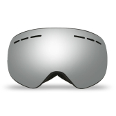 Winter Skiing Goggle UVA400 Protection Dual Lens Snowboard Goggles OTG Spherical Anti-fog Snow Skating Skiing Sports Goggle Detachable Magnetic Lens Goggle