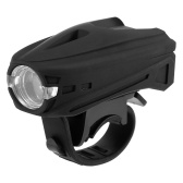 Touch Switch Bike Light USB Ricaricabile Bike Front Light 250LM LED Bike Front Faro MTB Bike Cycling Bicicletta Safety Warning Light Torcia