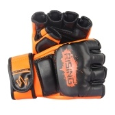 Перфорирование Grappling Sparring Half Finger Gloves