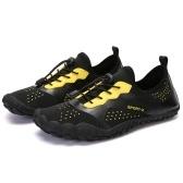 Sapatos de praia respirável super leve aqua sapatos