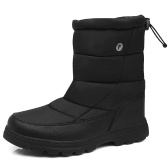 Теплые снежные ботинки