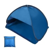 Portable Mini Beach Sun Shade Canopy Instant Outdoor Beach Tent Shelter with Carry Case