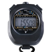 Однорядный секундомер с 2 воспоминаниями и индикацией даты и времени Цифровой спортивный таймер