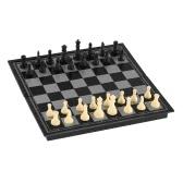 磁気チェスセット国際チェス教育チェスセットエンターテイメントゲームチェス折り畳みボード