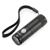 Luce anteriore per bici a LED ricaricabile USB da 500 Lumens