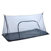 Открытый кемпинг палатки Сверхлегкий сетка палатки Москито насекомых Репеллент Чистая палатка гвардии