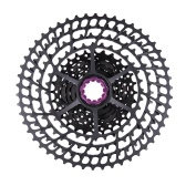MTB 11 Speed ​​Cassette 11-50T Wide Ratio Ultra Light 350g CNC ruota libera Mountain Bike Parti di biciclette