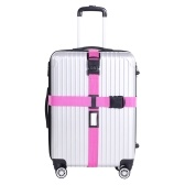 Bagagli da viaggio regolabili in nylon con password bloccabili