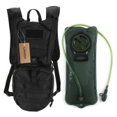 Zaino Lixada Tactical Hydration Pack con sacco d