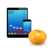 Portable Fish Finder remoto senza fili 36M / 118ft