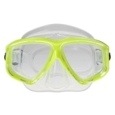 Tempered Glass Lens Diving Goggles for Men Women