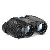 10x25 compatto binocolo ad alta potenza sport all'aria aperta binocolo telescopio portata tasca per birdwatching concerto viaggi regalo per bambini