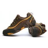 Al aire libre zapatos profesional montañismo senderismo zapatos hombres zapatos zapatillas de deporte Trekking zapatos con plantilla de espesor 2,5 cm
