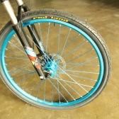 """26 * 1.95 """"Ruedas MTB neumático de la bicicleta de montaña 54TPI MTB Tyre ultraligero de alta velocidad"""