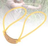 2-полосная Velocity Упругие Elastica банджи Резиновая лента для Slingshot Катапульта охоты