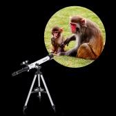 Vision 700x60mm Refraktor Raum Sternenteleskop 210X HD monokulare Spektiv im Freien beweglicher Raumteleskop