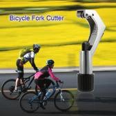 Professionale Mountain Bike Fork Cutter testa della bicicletta del tubo del tubo del manubrio Reggisella taglierina 6-42mm con lama