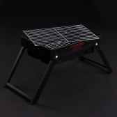 Outdoor Charcoal Grill Portable Barbecue BBQ Bracket