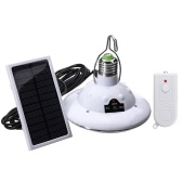 22LED E27Solar LED Remote Control Lamp