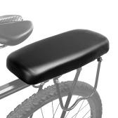Велосипедное заднее сиденье Велоспорт Горный велосипед из искусственной кожи Мягкая удобная подушка Велосипедная задняя стойка Сиденье Детское заднее сиденье