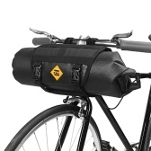Lixada Waterproof Bicycle Handlebar Bag Cycling MTB Bike Front Basket Bag Pannier