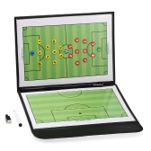 Foldable Football Soccer Magnetic Tactic Board