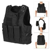 Molle Men Outdoor Vest Modular Hunting Gear Carrier Vest