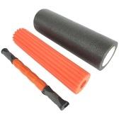 3-IN-1 Yoga Foam Roller Set