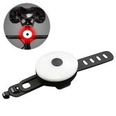 Выделите велосипедный задний фонарь USB аккумуляторный велосипедный задний фонарь водонепроницаемый велосипед задний фонарь для велосипеда ультра яркий